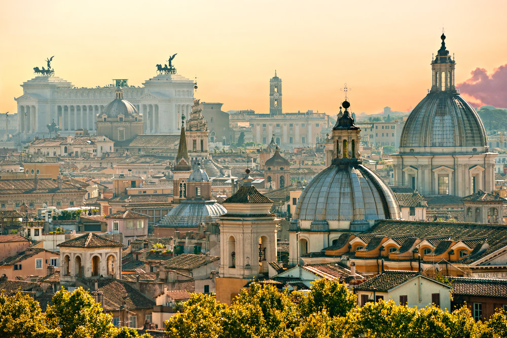 Nov 21: ARRIVE in Italy Explore Rome - When you arrive in Rome you will be welcomed to Italy by our driver. They will take you to your hotel, central to all the historic sites in Rome. Spend this day settling in and exploring