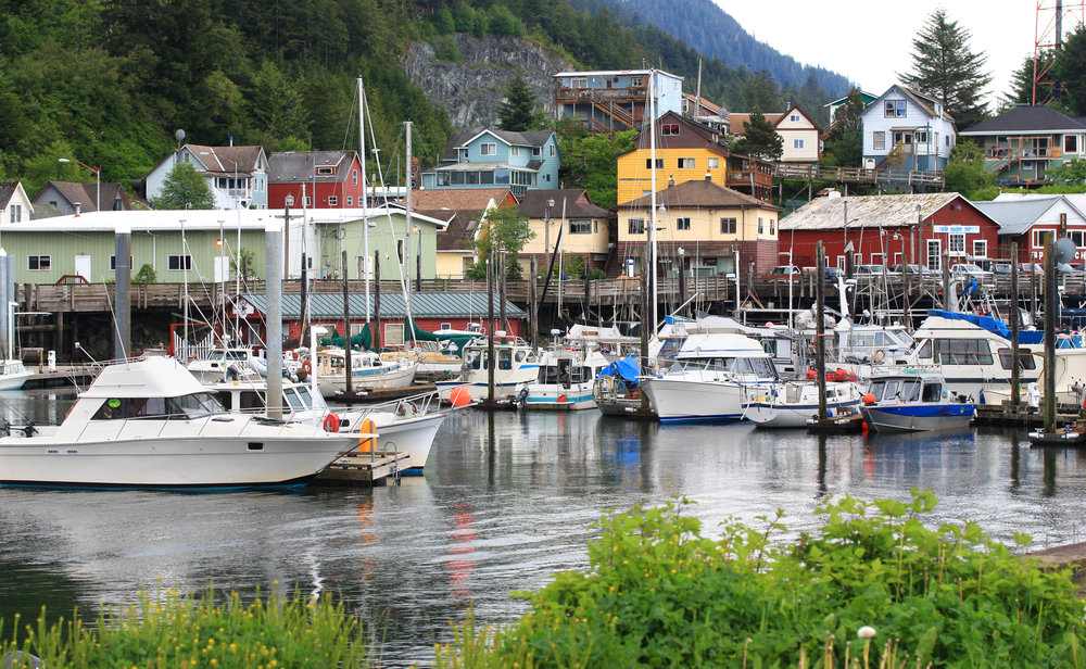 Thursday September 13:Ketchikan, AK7am - 1pm - Ketchikan is known as Alaska's