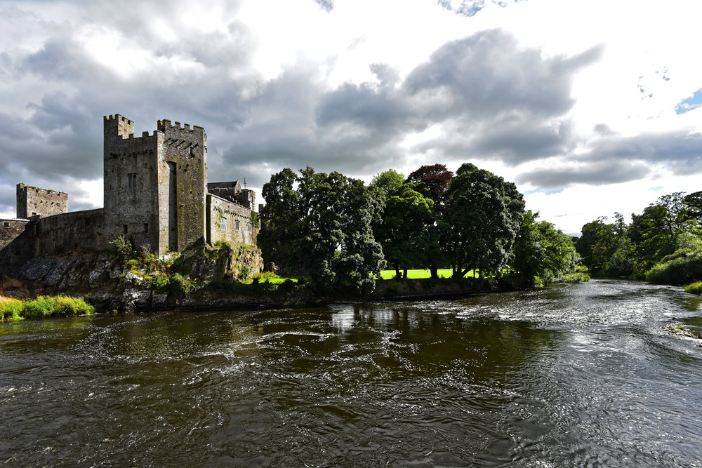 June 1: Discover Cahir Castle andhike the Glengarriff Woods - Cahir Castle is one of Ireland's oldest, largest and best-preserved castles. Built over 800 years ago on a rocky island in middle of the River Suir, the castle's history includes the Norman invasion and capture by the Earl of Essex in 1599.After exploring the castle you'll make your way to the outskirts of Cork City for lunch before continuing on to Glengarriff on the rugged Beara Peninsula.You'll hike in the spectacular Glengarriff Woods Nature Reserve, nestled in the sheltered glen between the Caha Mountains and Bantry Bay. Afterwards you'll journey to Castletownbere, a small, colorful town that is the largest whitefish port in Ireland thanks to its location overlooking Berehaven Harbour.All meals included.Driving: 5 hours;Walking: 2.5 miles, 1+ hour.Terrain: Forest paths and coastal trails with 200' ascent.