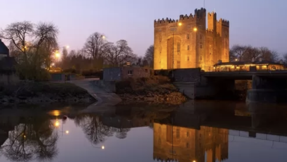 June 11:Ennis FriaryBunratty Castle - Enjoy a leisurely morningIn the afternoon depart for Shannon, Co Clare via the market town of Ennis.You'll visit Ennis Friary from the 13th century and enjoy some free time in Ennis.Continue on to ShannonIn the evening, you'll transfer by taxi to Bunratty Caslte. You'll want to arrive a little before the starting time of your banquet at Bunratty Castle in County Clare, so you won't miss a thing.Please note the characters you meet throughout the evening are playing a part of someone who might have existed during the medieval times.This 2-hour banquet is being thrown by Earl of Thomond. Be greeted at the castle's front entrance by a playing piper in a kilt, then cross over the drawbridge into the castle and be offered a 'Bite of Friendship' by your host.During this experience, make a toast with honey mead, watch the crowning of the Earl and his lady, and be serenaded by Irish music. Enjoy a 4-course meal by candlelight in a traditional medieval banquet hall with long wooden tables and wooden benches. You're in store for a lovey night filled with food, friendship, music, and a few surprises.
