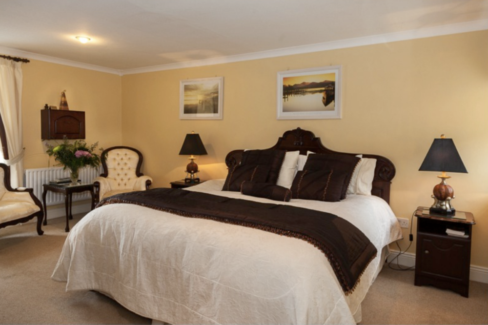 HOTELS - All accommodations will be in small inns or premier guesthouses.
