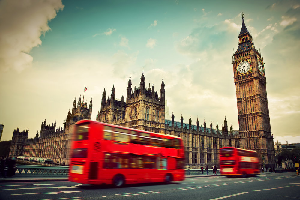 june 7:Depart/ Arrive in London - This morning, you'll check out of your accommodations, and drive to the airport for your flight to London. When you arrive, check into your central London hotel and begin exploring the city!