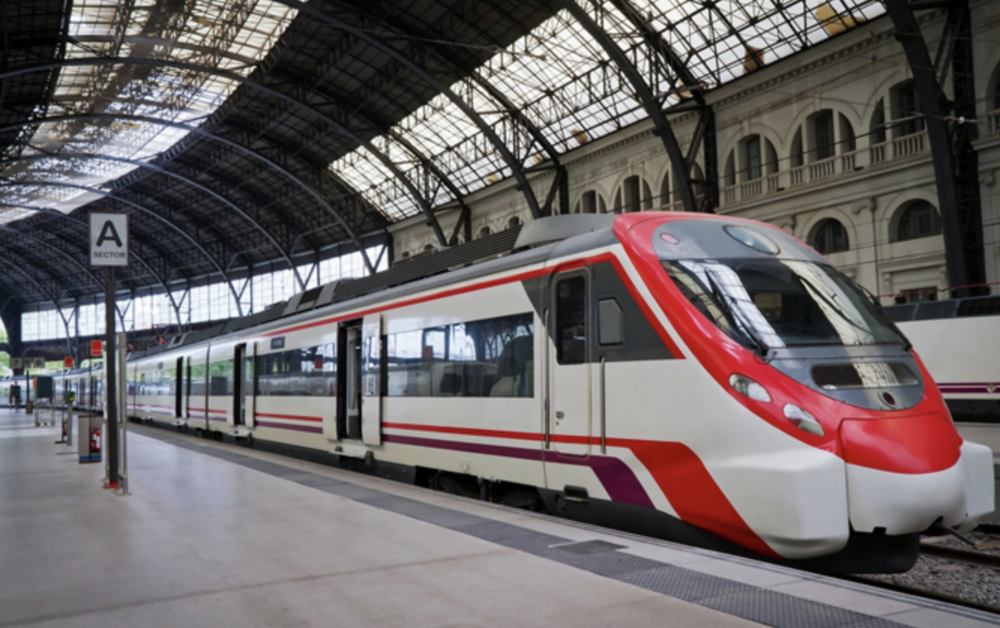 TRAIN INFO: - Frankfurt to EssenJune 30, 2018Departing at 12:10pmArriving at 2:23pDirect train, 1st class(paper tickets with your departure kit)Essen to BerlinJuly 1, 2018Departing at 1:23pmArriving at 5:07pDirect train, 1st class(paper tickets with your departure kit)Berlin to FrankfurtJuly 5, 2018Departing at 1:33pmArriving at 5:37pDirect train, 1st class(paper tickets with your departure kit)
