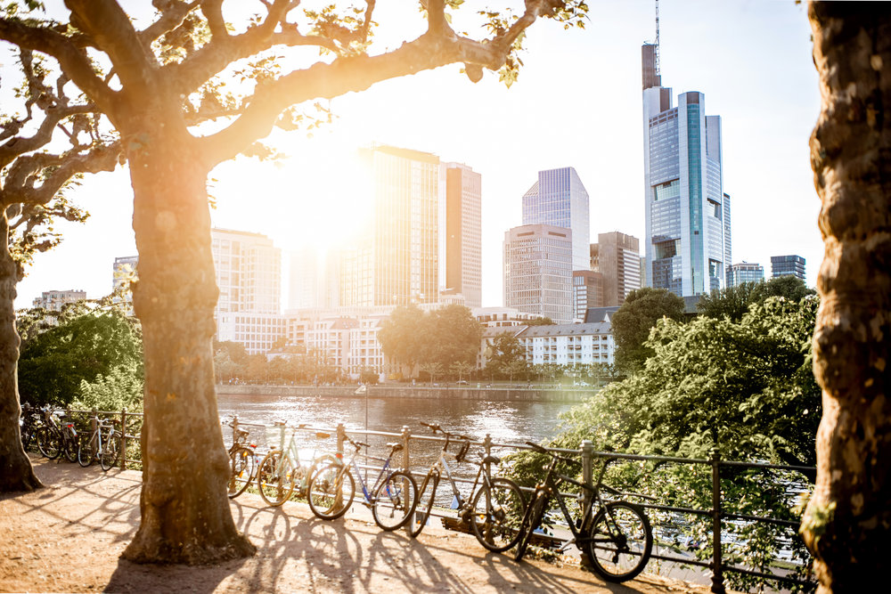 July 5: Depart for Frankfurt - This morning, you'll check out of your hotel and hire a taxi to the train station.133pm- Nonstop, 1st class train tickets to Frankfurt (arriving at 537p)Settle into your accommodations in Frankfurt.
