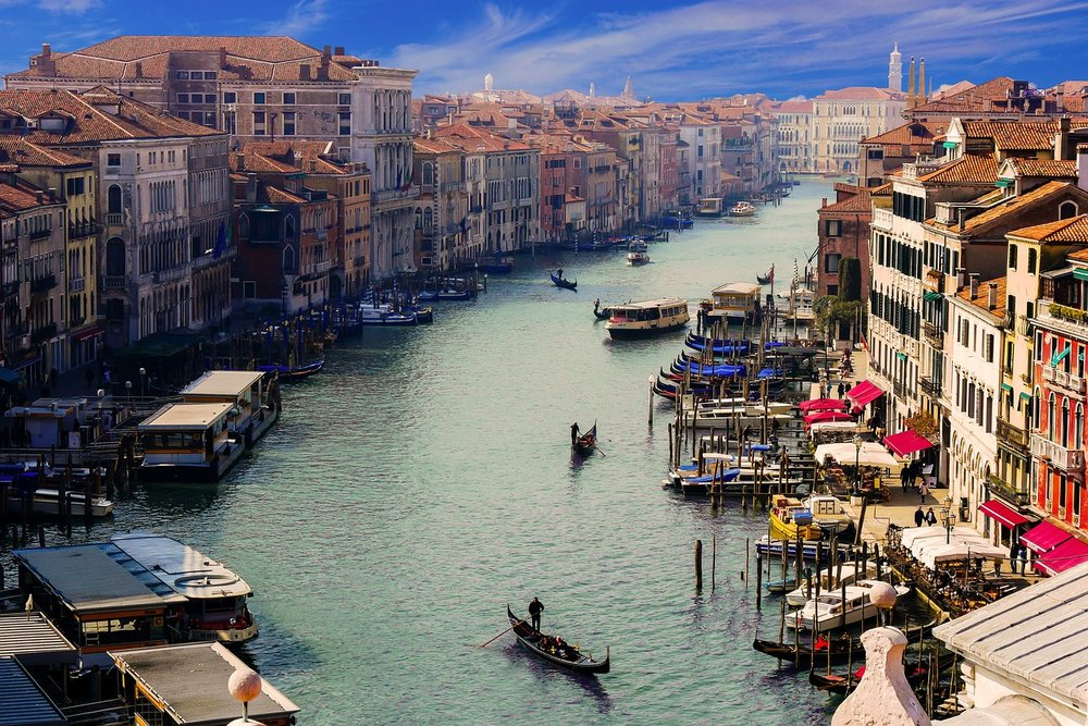 July 28: Arrive Venice and Disembark from cruise ship - Ship will arrive into port at 6:30amTake water taxi to hotel and spend the day exploring one of the world's most iconic city.