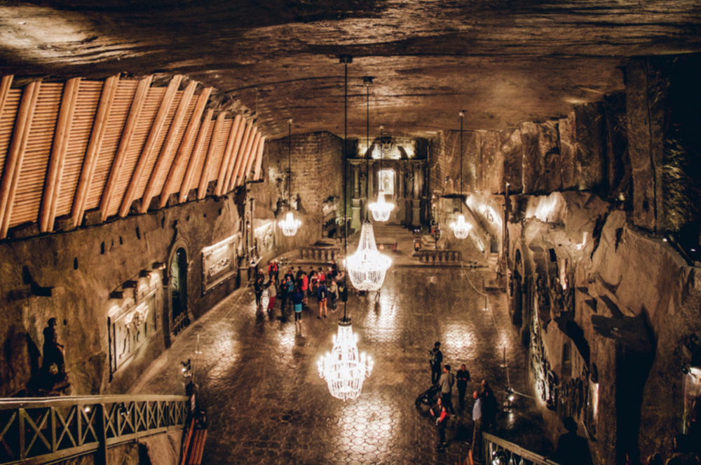 Oct 17:Wieloczka Salt Mine,Wawel Castle,Schindlir's Enamel Factory - Today you will have a guide pick you up at your hotel and bring you to 3 of Krakow's most famous sites. Wieloczka Salt MineJust outside of Krakow is the Wieloczka Salt Mine, a world class monument, featuring among twelve objects on the UNESCO's World Cultural and Natural Heritage List.The mine is a product of work of tens of generations of miners, a monument to the history of Poland and to the Polish nation – a brand, present in Polish consciousness for centuries.There are several tour options available, you can choose which option suits you best when you arrive. (click on link below for more information on each tour option): Tourist RouteMiners' RoutePilgrims' RouteGraduation TowerMysteries of the Wieloczka Mine