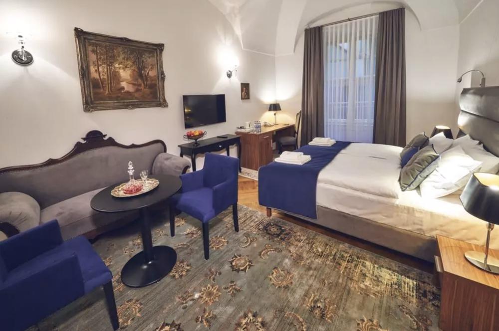 HOTELS - Imperial Hotel KrakowCF# 7379822897838Address: Rynek 26 / Wiślna 2, 31-007 Kraków, PolandPhone: +48 12 422 40 52