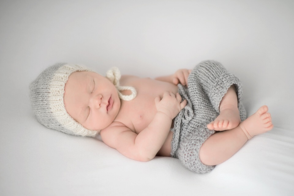 BABY FORD JUST SNOOZING THROUGH THE ENTIRE SHOOT