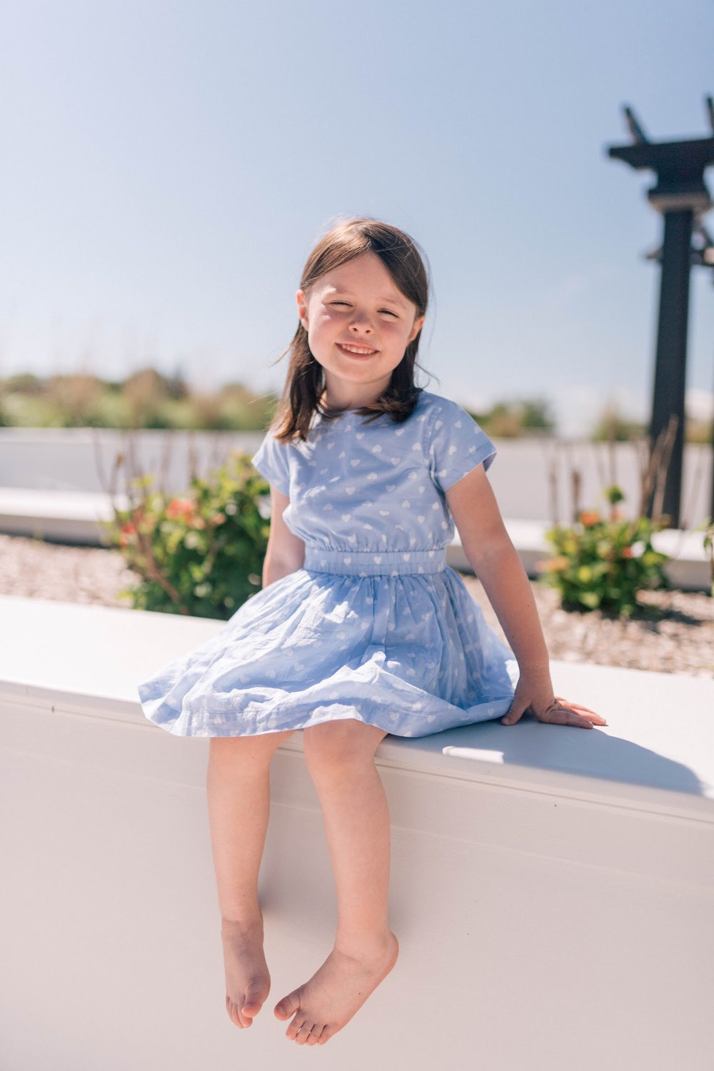 7a442c600802 How cute is my niece?? I love shopping for little girls clothing.  Everything is so adorable. If I had a little girl her style would  definitely have some ...