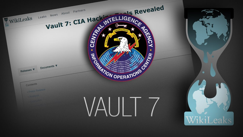 Vault7 included hundreds of documents from CIA's Cyber Information Operations Center.