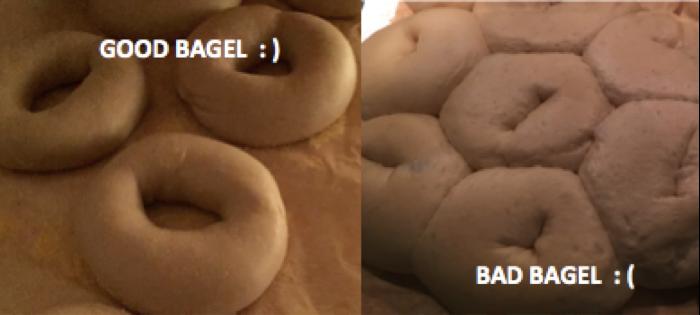 Good bagels gone bad