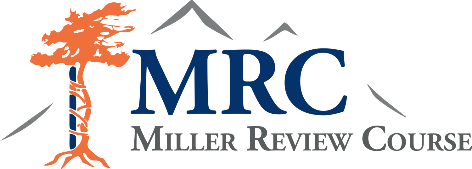 Miller Review Courses