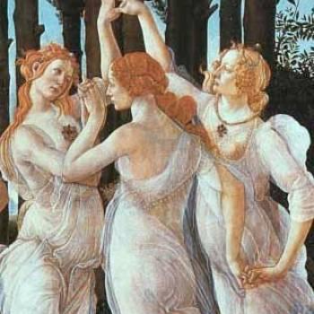 Sandro Botticelli's Primavera