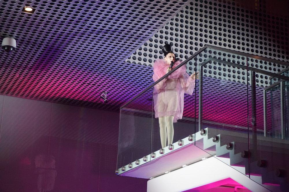 SUSANNE BARTSCH - 2017Tampa Art Museum