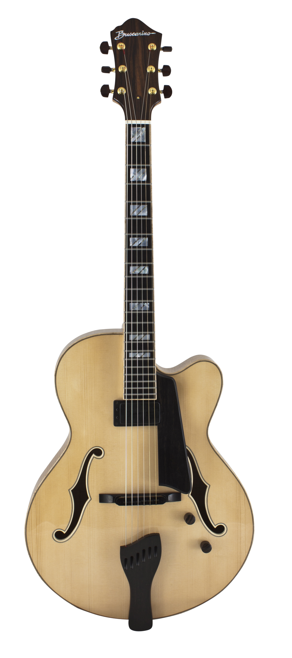 The Prodigy Archtop