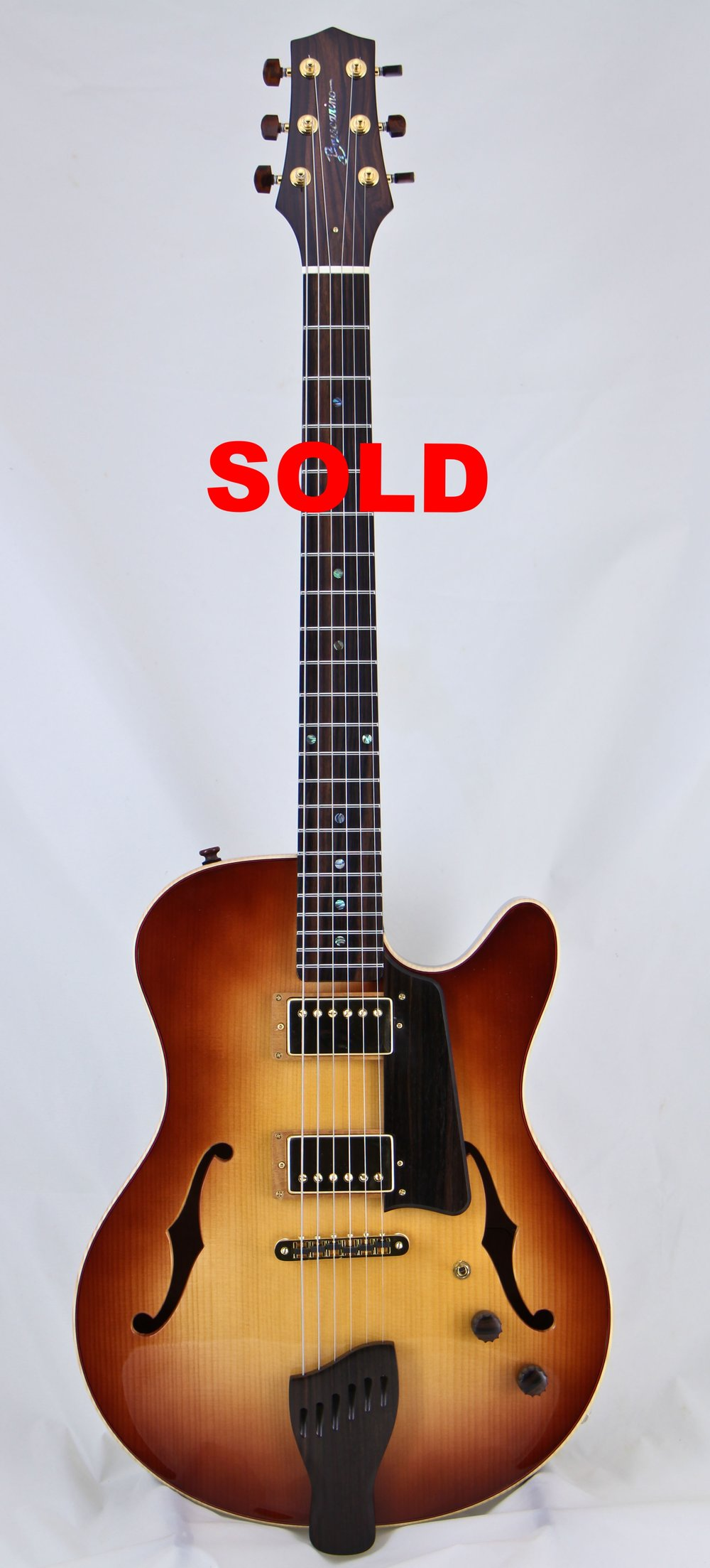 New Starlight Archtop