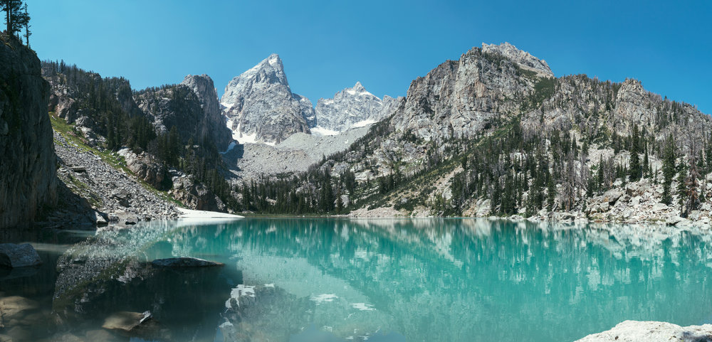 Delta Lake, Grand Teton National Park