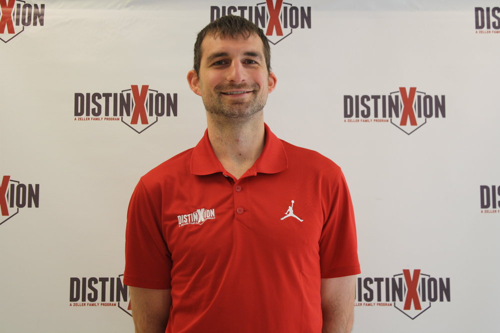 Luke Zeller    Program Head Coach