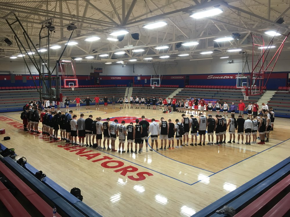 A Positively Different Basketball Xperience designed to challenge players in skill and character development on and off the court.   2019 Application