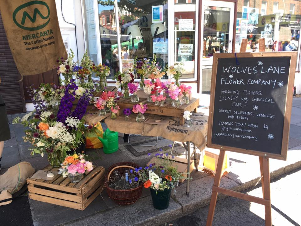 WOLVES LANE FLOWERS Beautiful flowers grown from seed in the Wolves Lane Horticultural Centre, N22 https://www.instagram.com/wolveslaneflowercompany