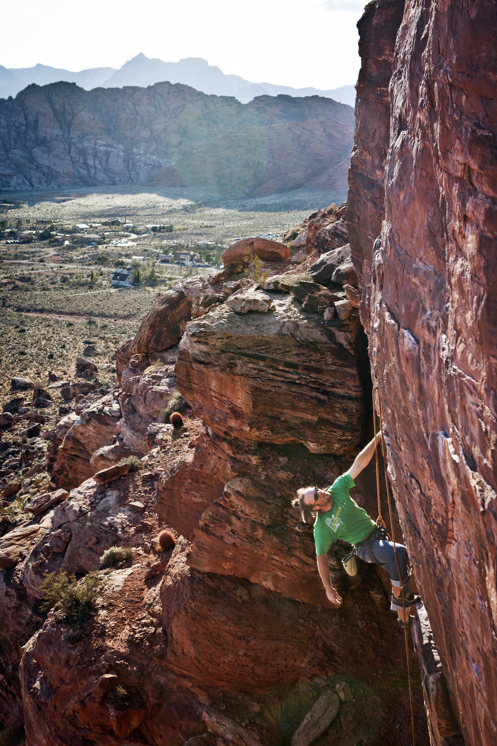 Calico Basin. Photo by Matt Kuehl.  www.mattkuehlphoto.com