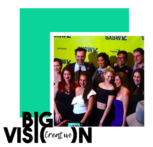 Big Vision Creative is a development & production company. - We love bold, forward-thinking, adventurous, exciting, impactful, eye-opening, conversation starters.LEARN MORE.