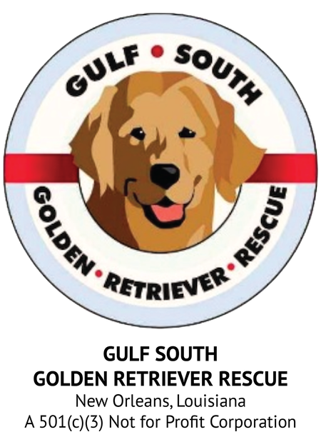 Gulf South Golden Retriever Rescue