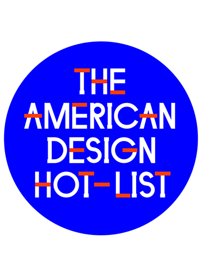 SIGHT UNSEEN AMERICAN DESIGN HOTLIST