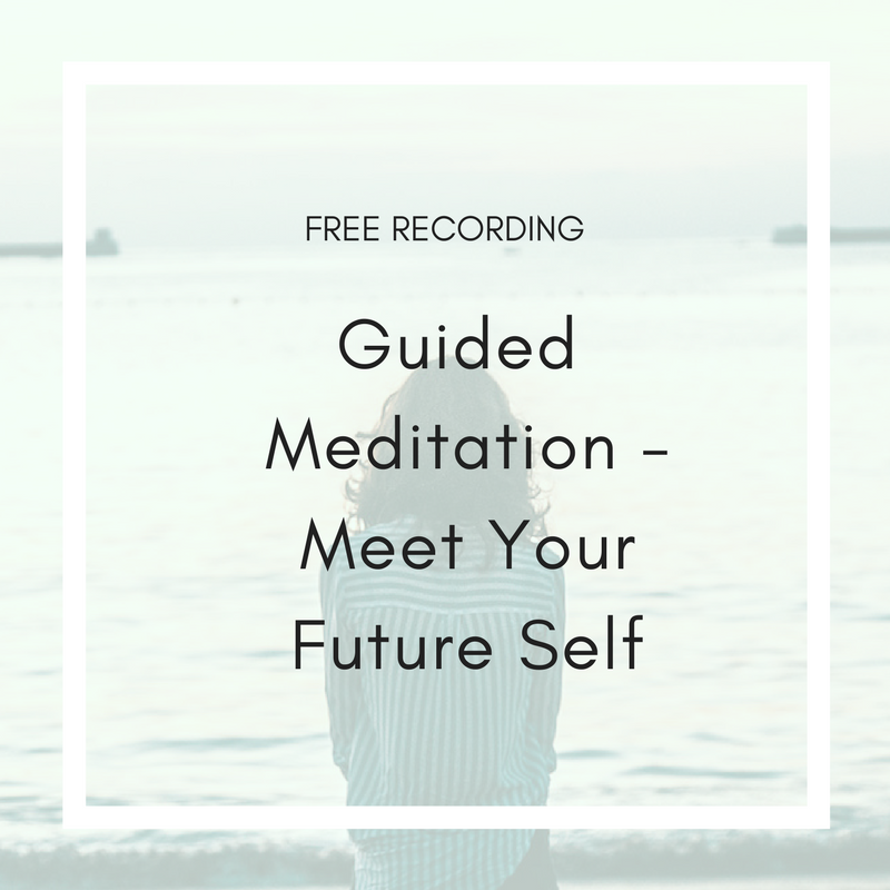Guided Meditation meet your future self