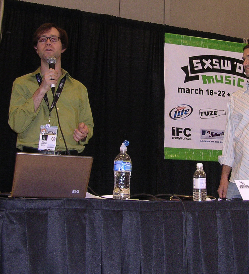 Speaking at South by Southwest