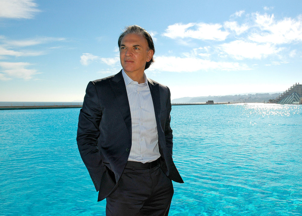 Crystal Lagoons Founder and CEO Fernando Fischmann