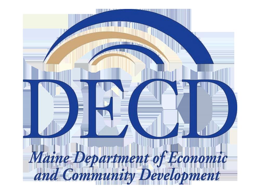 Maine DECD_logo
