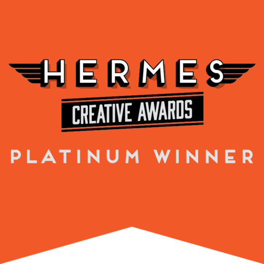 (AMCP) Hermes Creative Awards_Platinum Winner