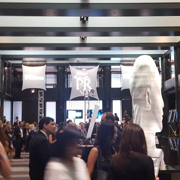 (PR News) Platinum PR Awards at the NYC Grand Hyatt