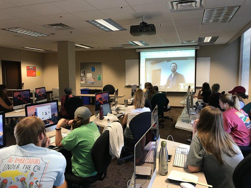2017.10.10_Speaking Tour, Invention in PR_Auburn University_Twitter AngieEJChung_Photo.jpg