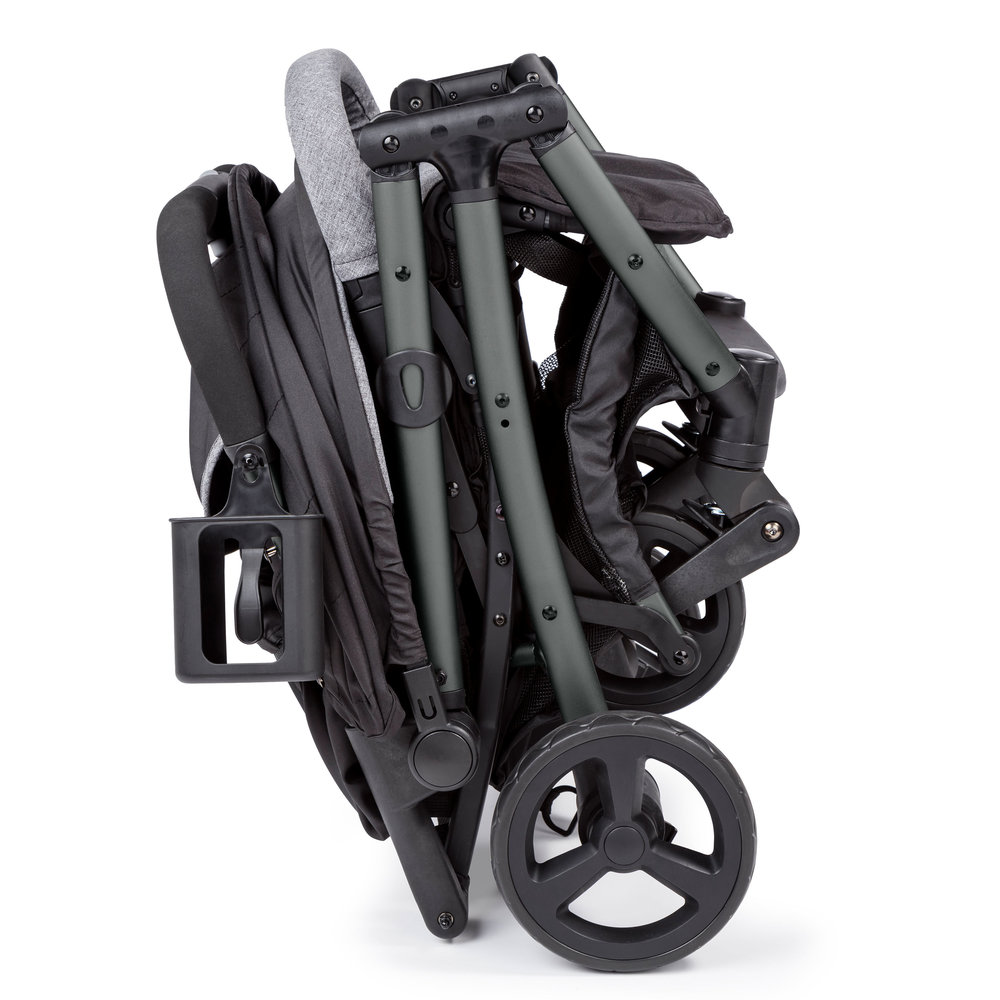 Summer Infant 3Dpac CS+ Compact Fold Stroller_Hero_Folded view_Ash Gray_32723_IMG-2_HERO-FEATURE1_3000x3000.jpg