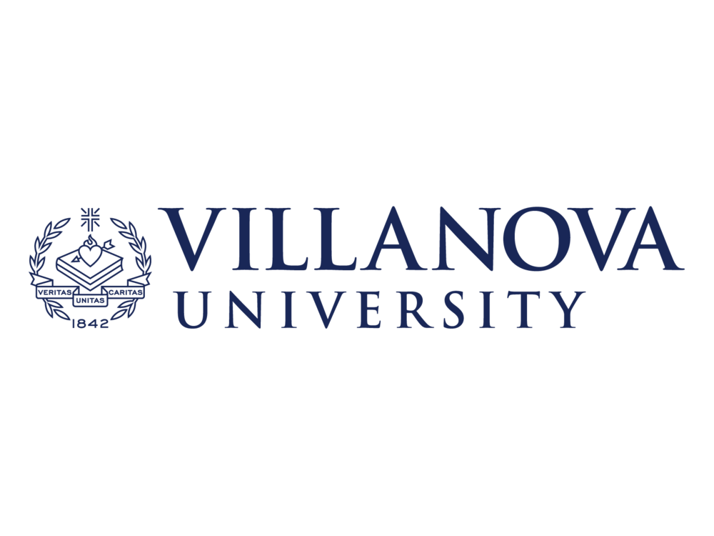 Logo, Speaking Engagement_Villanova University_Logo_mounted_FAV.png