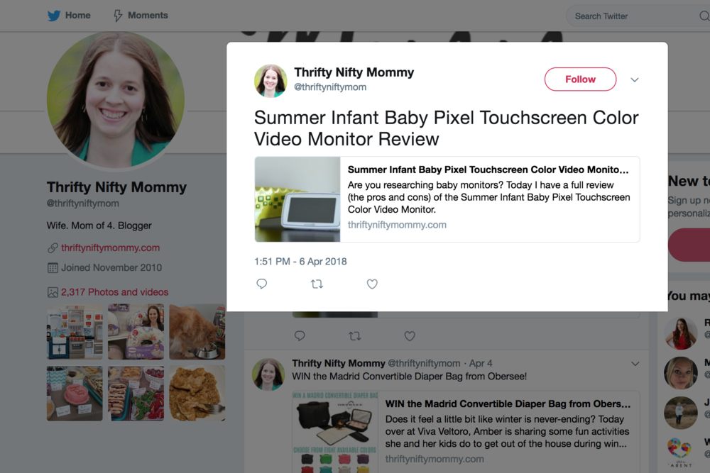 2018.04.06_Thrifty Nifty Mommy, Twitter_Summer Infant Baby Pixel giveaway_cropped 3x2.png