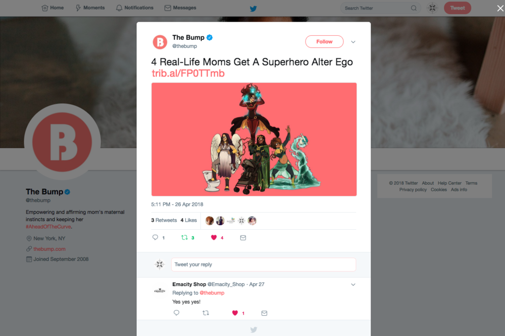 2018.04.26_The Bump, Twitter_Summer Infant, The M.O.M. Squad, Baby Pixel Monitor, My Size Potty, 3Dtote Convenience Stroller, My Bath Seat_cropped 2x3.png