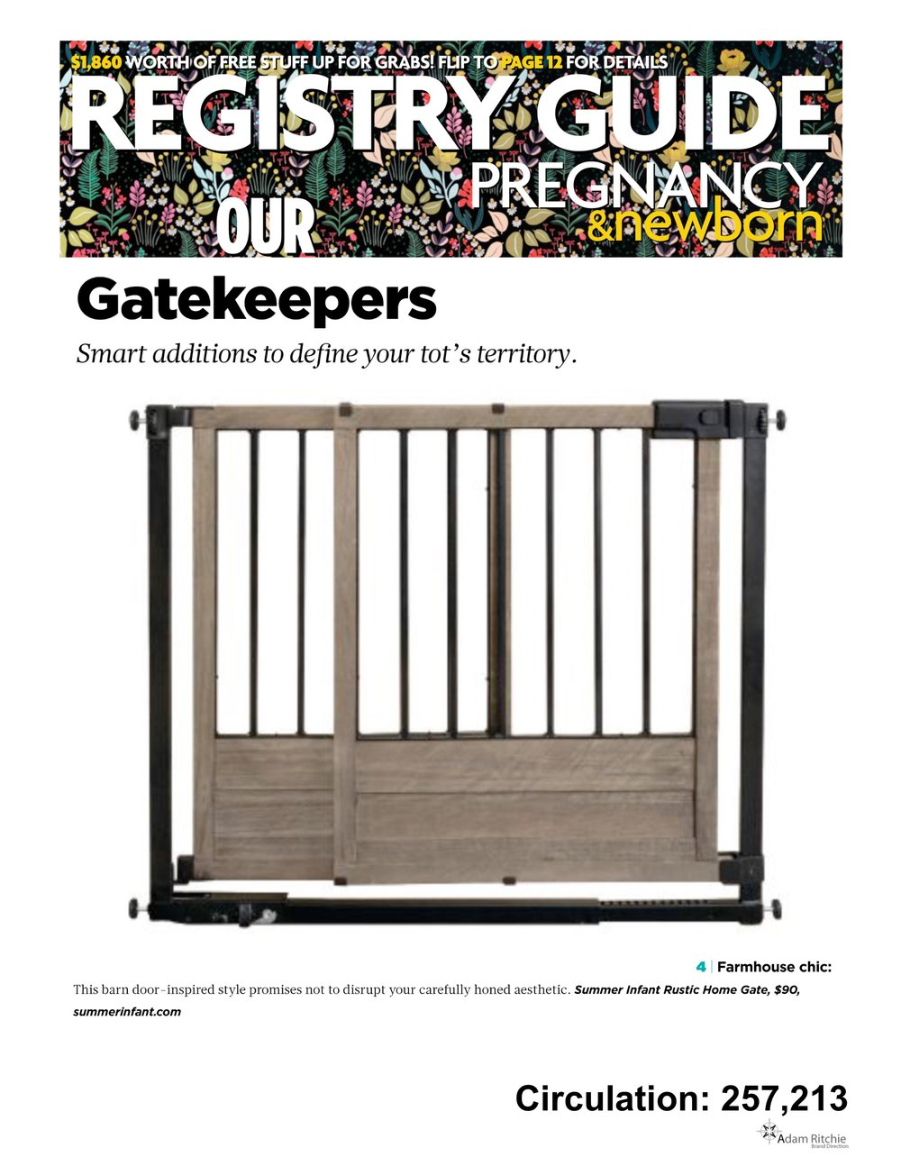 2018.04.00-07.00_Pregnancy & Newborn_Spring Registry Guide_Summer Infant Rustic Home Gate.jpeg