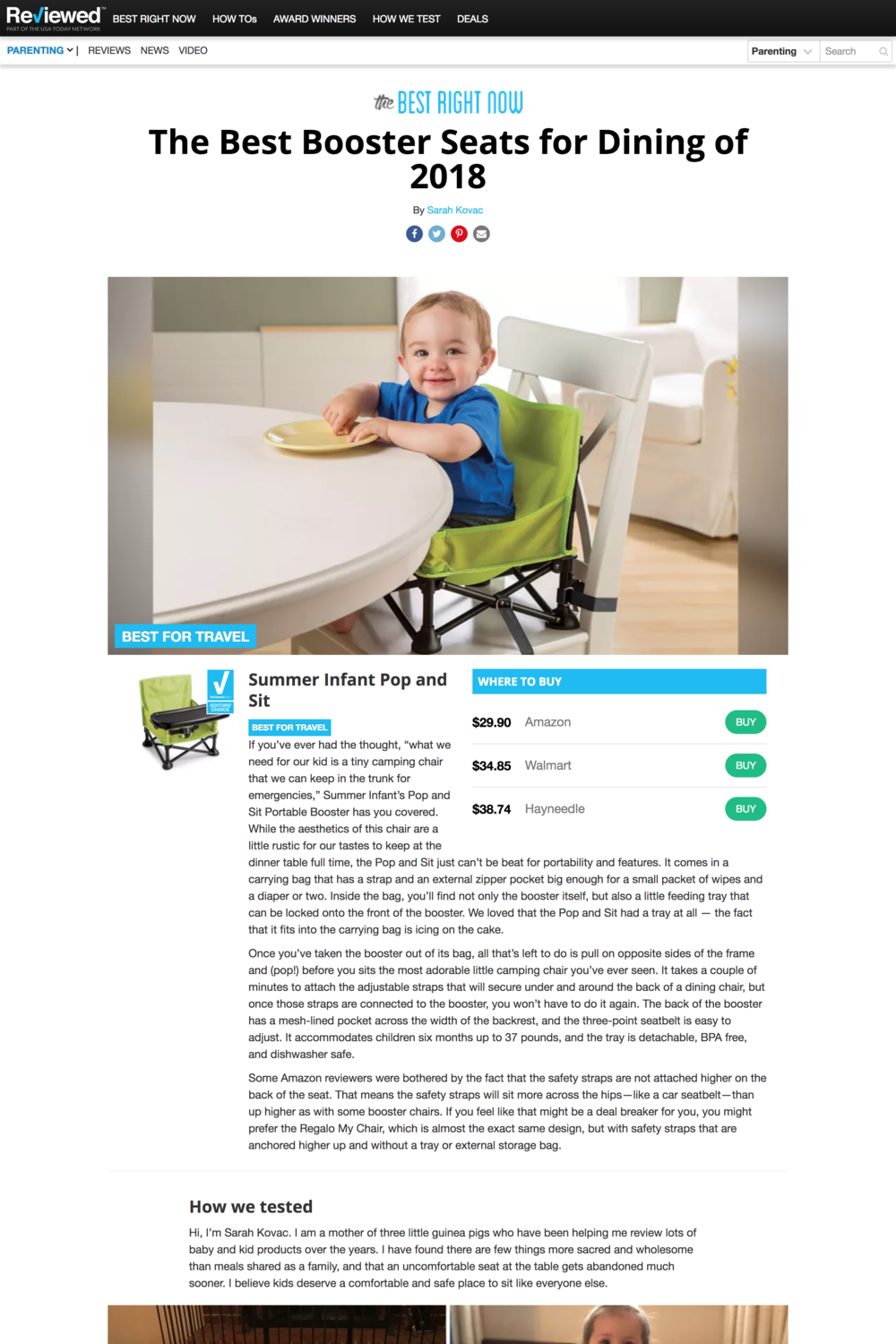 2018.05.31_(USA Today) Reviewed.com_Summer Infant Pop 'N Sit Portable Booster_cropped 2x3.png