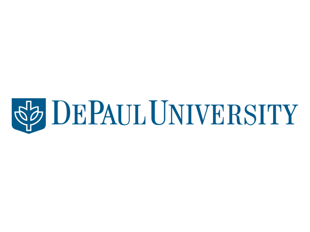 Logo, Speaking Engagement_(DePaul University) College of Communication_mounted FAV.png