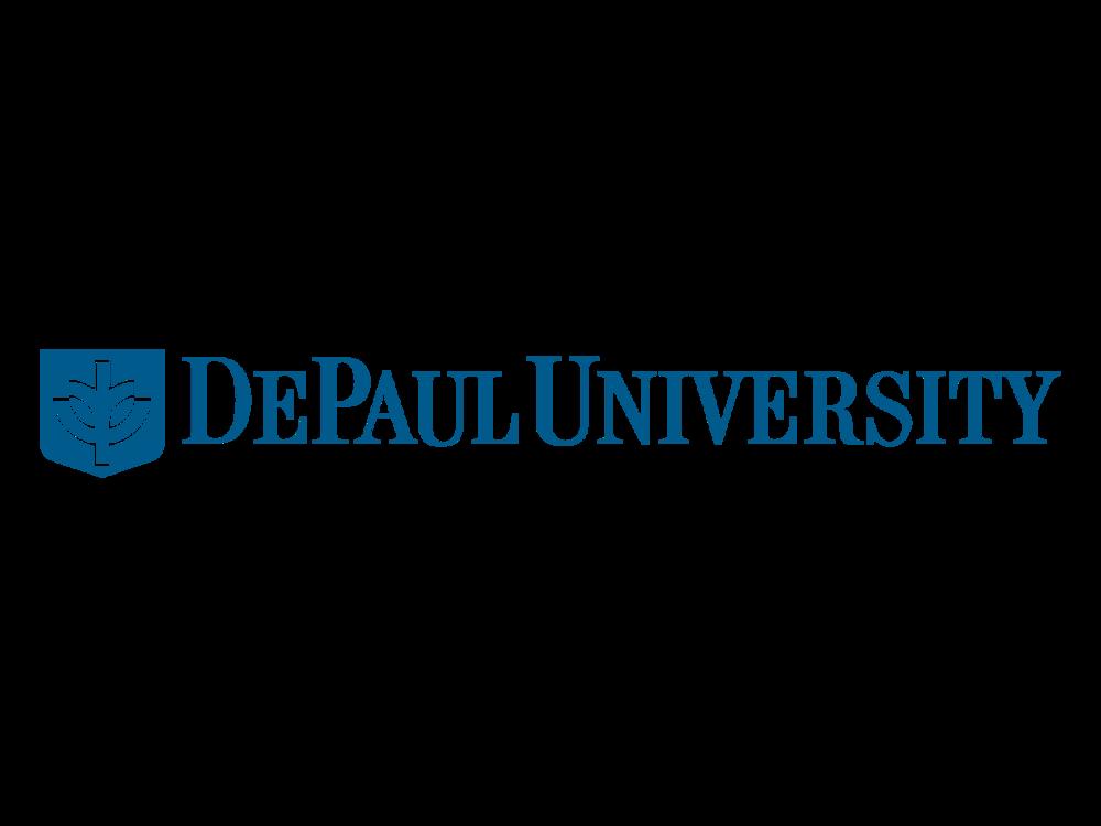 Logo, Speaking Engagement_(DePaul University) College of Communication_mounted FAV.png