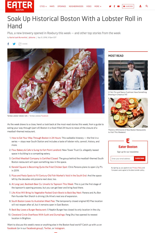 2018 Life Alive, Websites + Blogs — Adam Ritchie Brand Direction