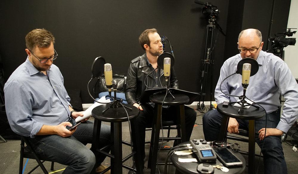 On the PRWeek Podcast_photo by Aleksandra Vayntraub