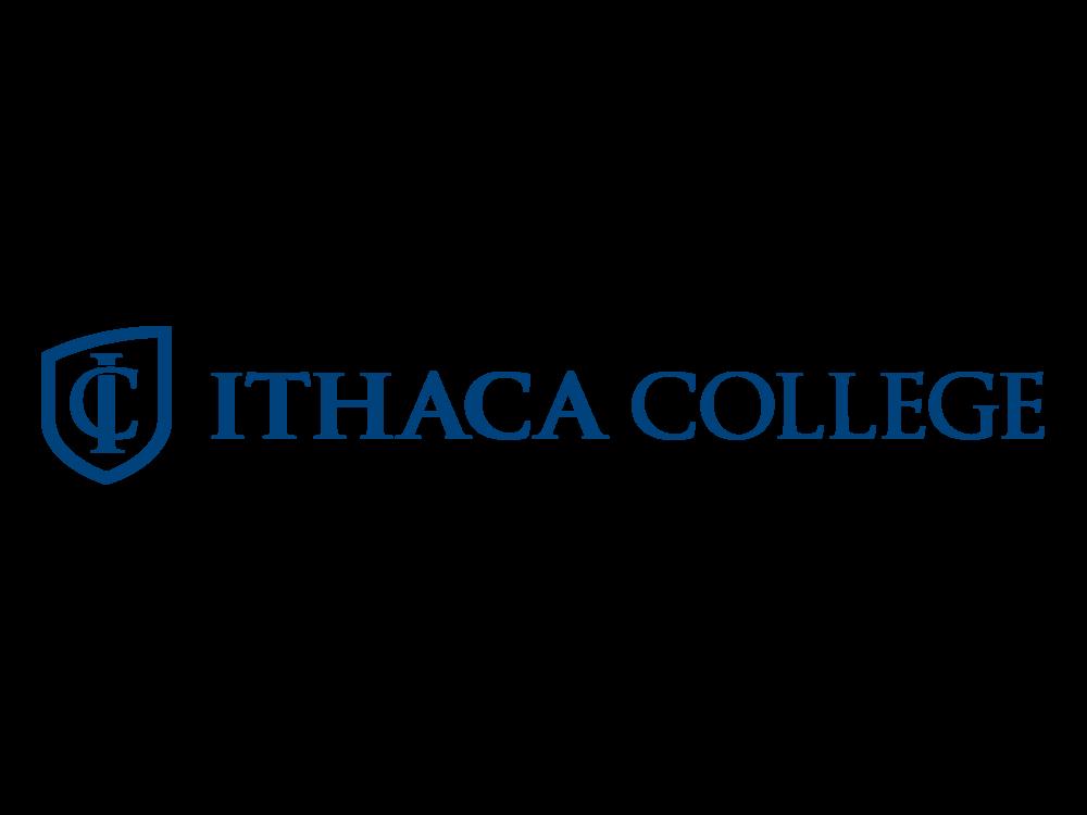 Logo, Speaking Engagement_Ithaca College