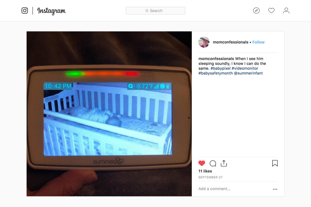 2018.10.22_Mom Confessionals, Instagram_Summer Infant Baby Pixel monitor_cropped 3x2.png