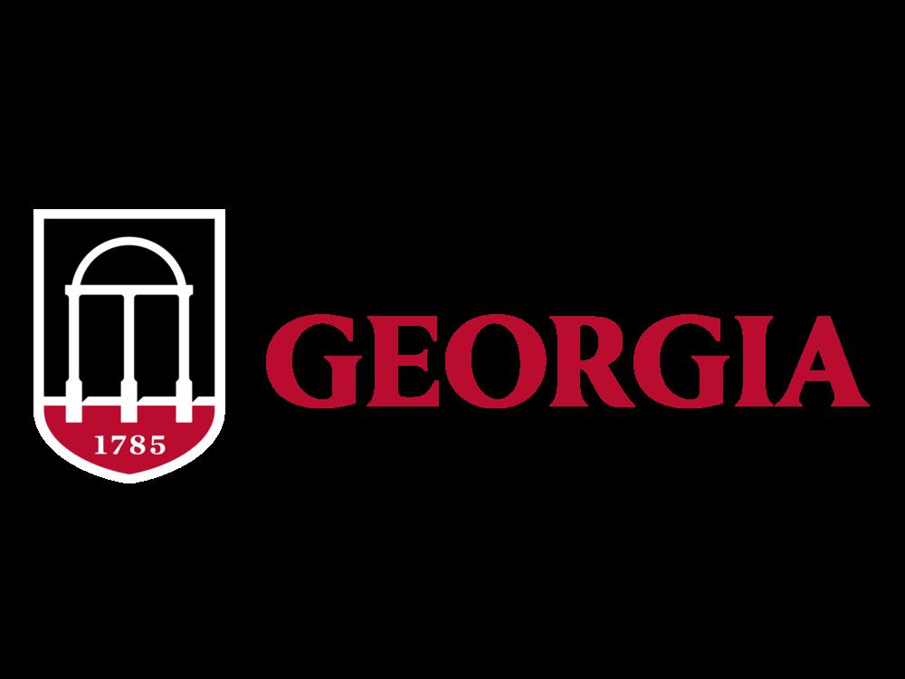 Logo, Speaking Engagement_University of Georgia_original, mounted_FAV.png