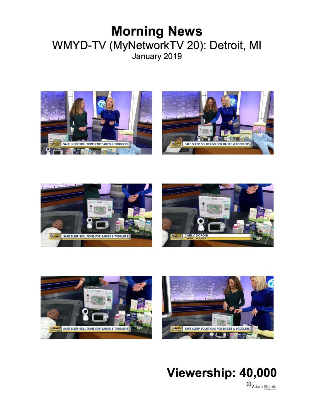 2019.01.30_WMYD-TV (MyNetworkTV 20) Detroit, Morning News_Summer Infant Baby Pixel Cadet Video Monitor.jpeg