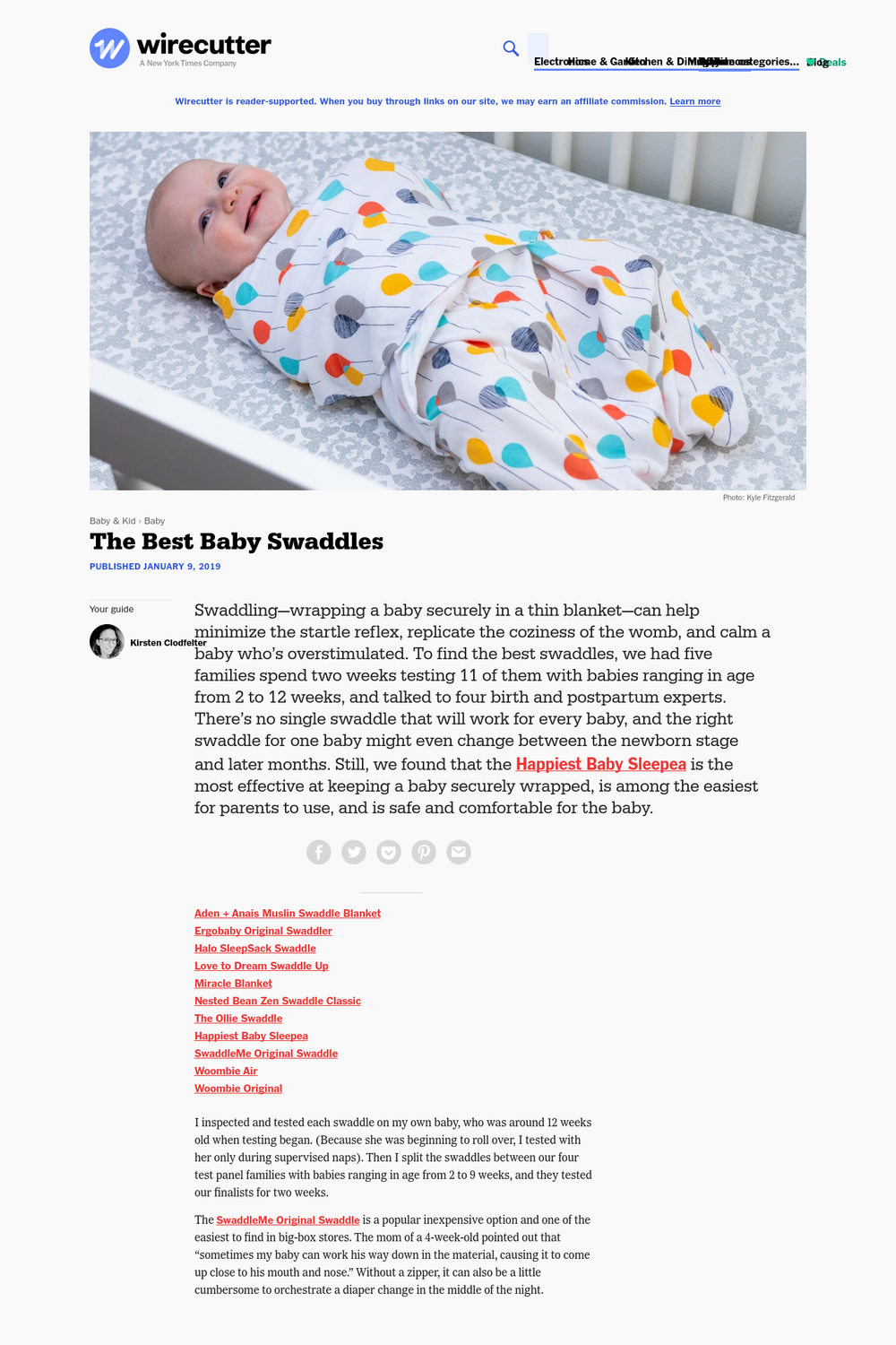 2019.01.09_(New York Times) Wirecutter_SwaddleMe Original Swaddle_cropped 2x3.png